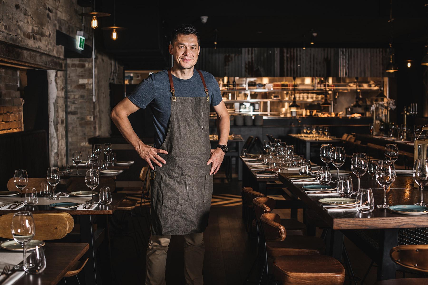 Eastside Grill Kensington Street –Stanley Wong